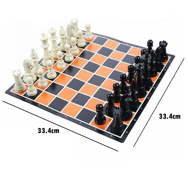 Game Chess Set Standard Tournament Size HT 9999