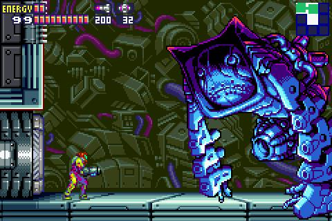 Resultado de imagem para Metroid Fusion
