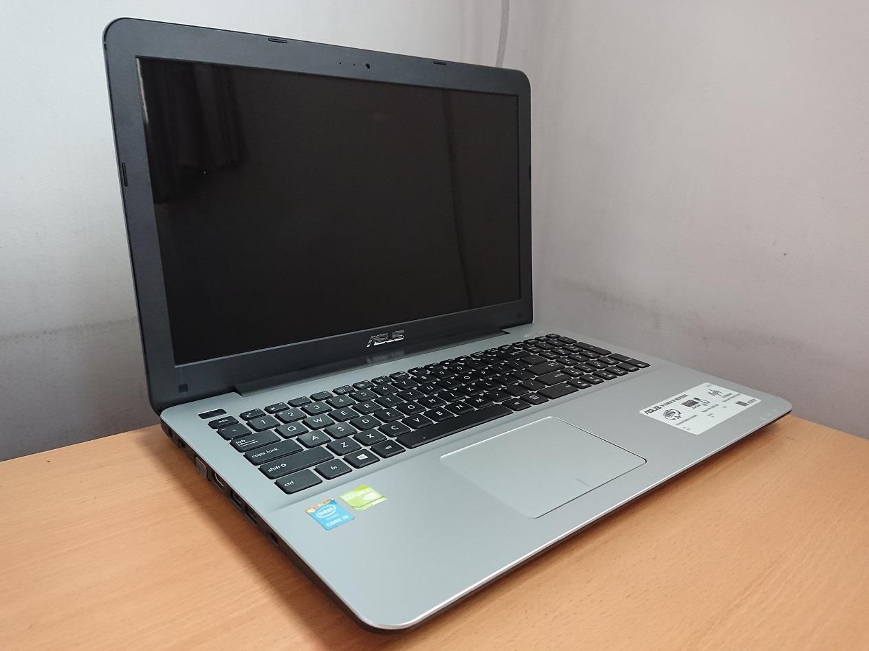 Gaming Asus A555L i5-4210U 4GB Ram 1TB HD 2GB Nvidia GeForce 820M