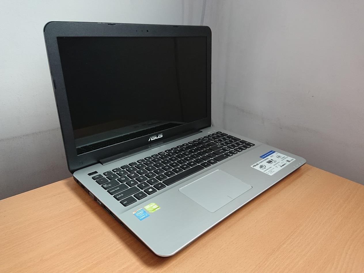 Asus K501lx Dm040d Intel Core I7 5500u 2 4ghz 8gb Ram