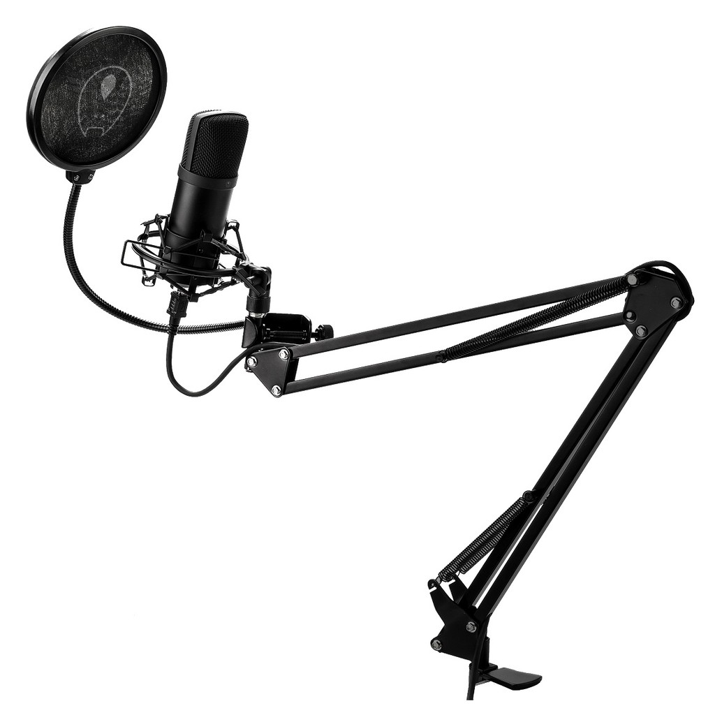 GAMING FREAK CHANTER STUDIO PROFESSIONAL MICROPHONE