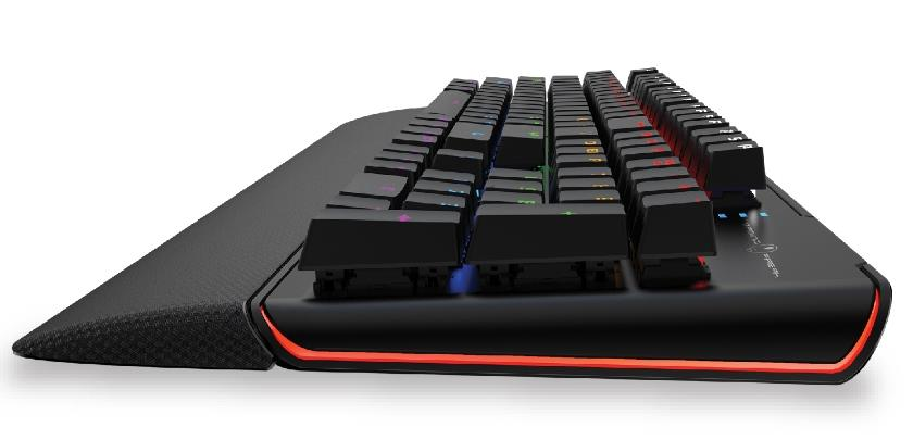 Gaming Freak Moon Pretess Mechanical Keyboard with RGB backlight - Blk