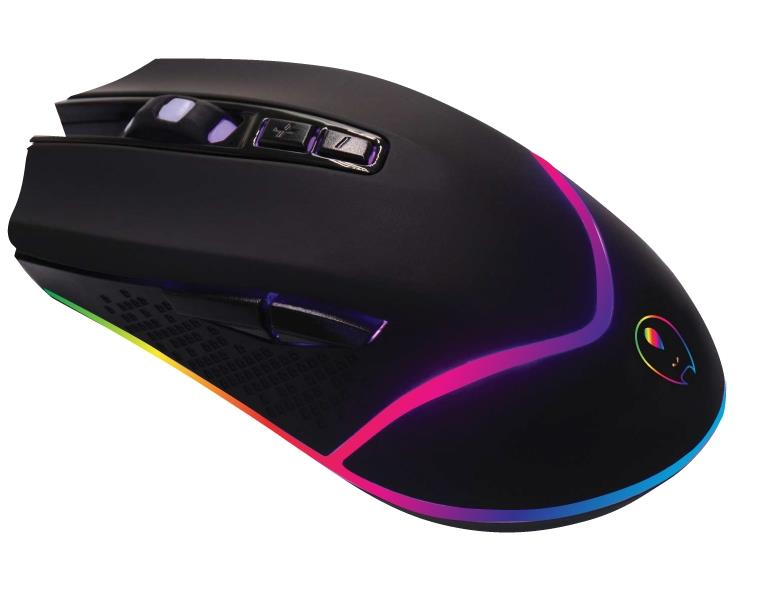 Gaming Freak RR3 Seeker Radiant RGB Gaming Mouse GFM-RR3S