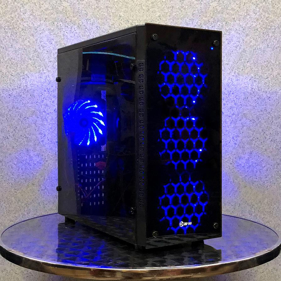 Gaming PC Desktop NVIDIA GeForce GTX1060 AMD CPU 16GB RAM 240GB SSD