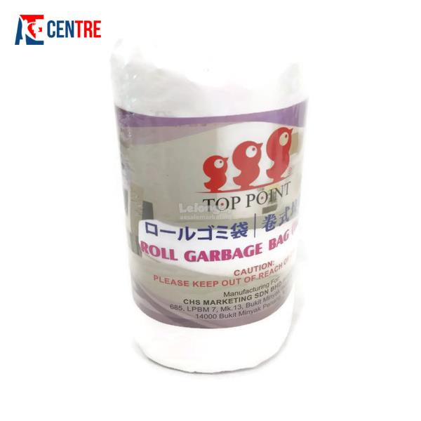 Garbage Bag Roll (50 pcs)