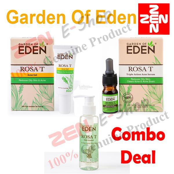 Garden Of Eden Rosa T Mild Cleanser End 5 16 2018 5 15 Pm