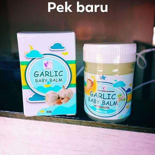 Garlic Baby Balm ORIGINAL HQ