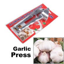 Garlic Hand Press Squeeze Presser Crusher