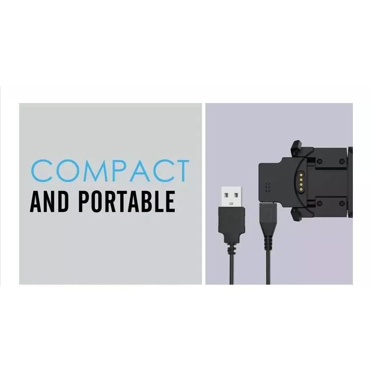 Garmin Fenix 3 / Fenix 3 HR Charging Cradle Dock & Data Sync Cable