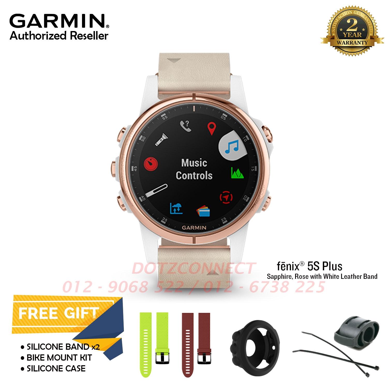 Garmin Fenix 5s Plus Sapphire Rose End 12 27 2020 12 00 Am