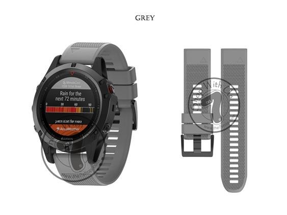 Garmin Fenix5X/fenix3/fenix3 HR/ 26mm Quick Release Band Strap