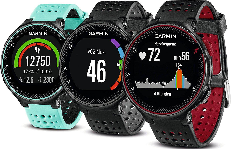 Garmin Forerunner 235 Gps Running Wa End 4 29 2019 515 Pm Fitur Approach S20 Black