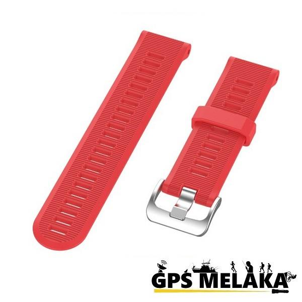 Garmin Forerunner 935/945 OEM Red Silicone Watch Band/Strap