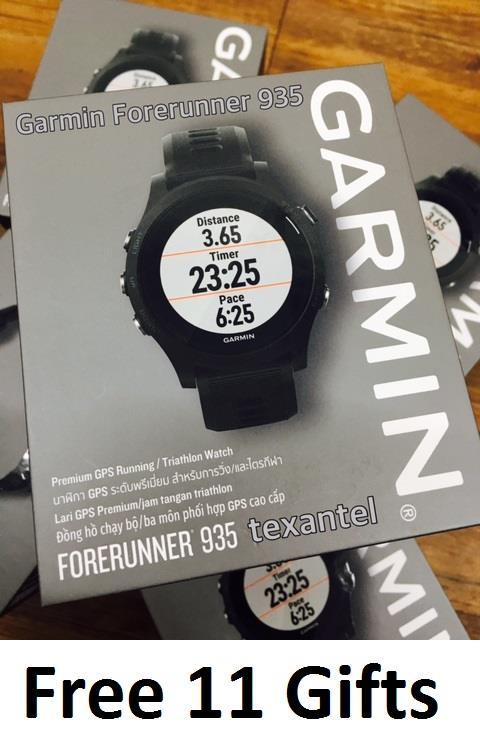 Garmin Forerunner 935 Premium GPS Running/Triathlon Watch (Free 11 Gifts)