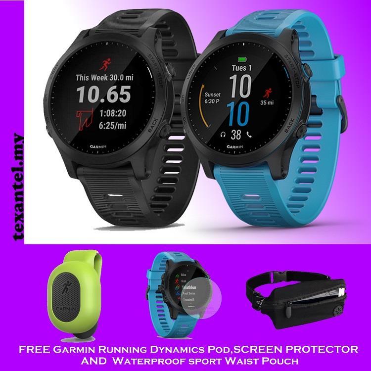 Garmin Forerunner 945 free Running Dynamics Pod & Other Gifts