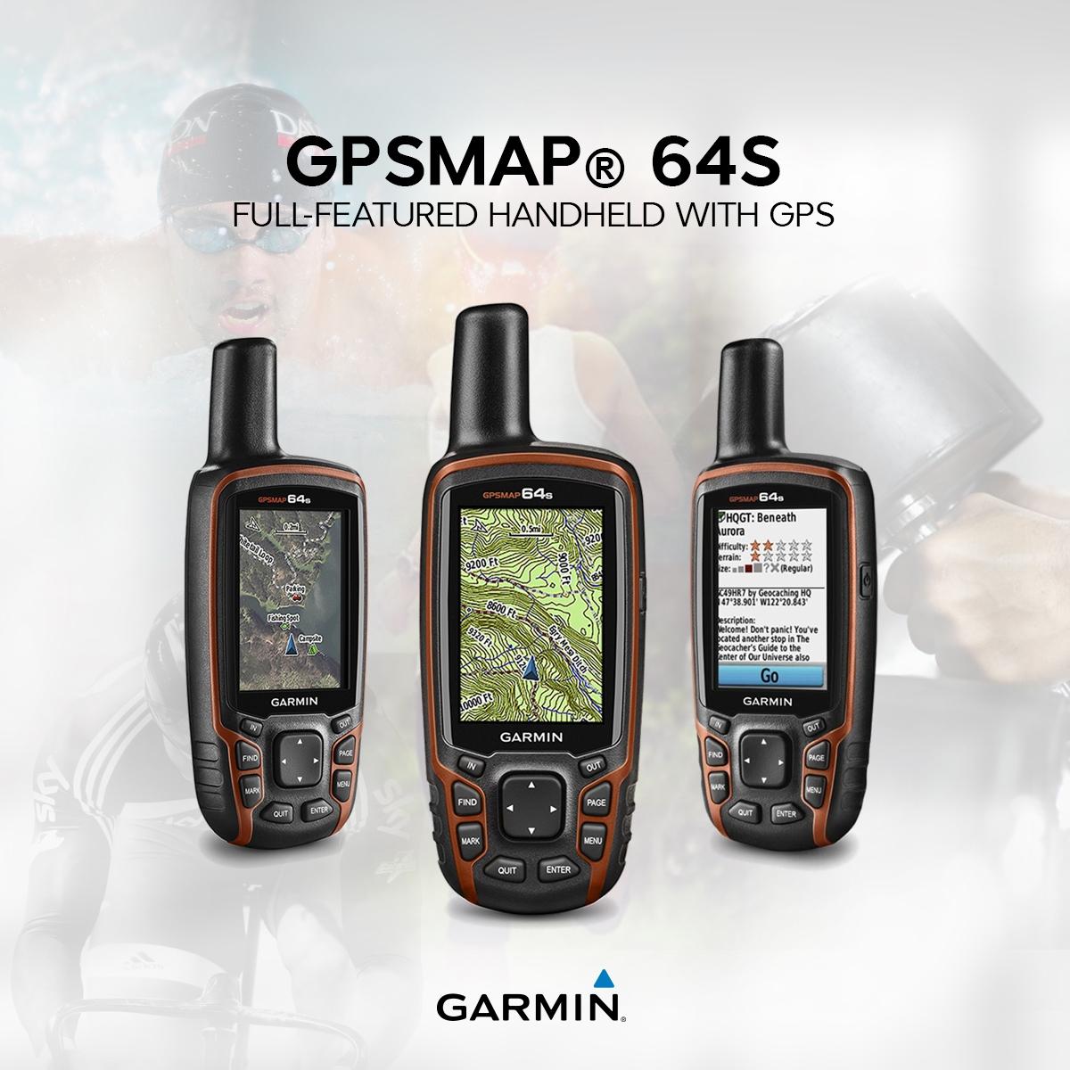 garmin gpsmap  s handheld navigator (). garmin gpsmap ® s handheld (end   am)