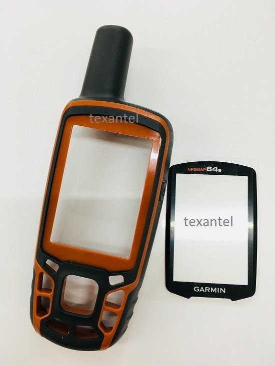 Garmin GPSMAP 64s/62s Replacement Front Case with Rubber ons on garmin etrex 30 maps, garmin gps with backup camera, garmin gps 64s, garmin car gps, garmin xt310, garmin 541s review, garmin handheld gps units, garmin tutorials,