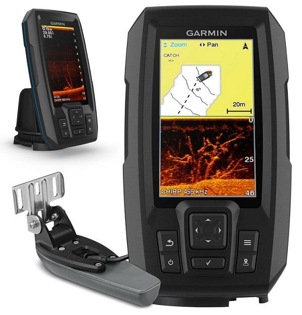 Garmin Striker Plus 4cv Chirp Fishfi  End 8  1  2018 12 00 Am