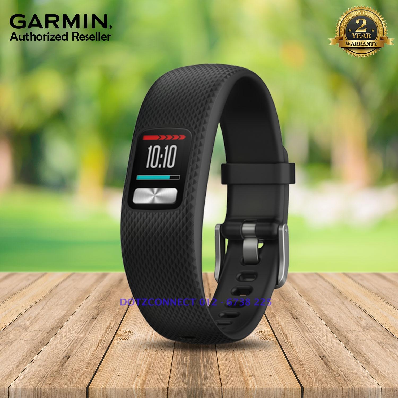 Garmin Vivofit 4 Activity Tracker With 1 Year Battery Life