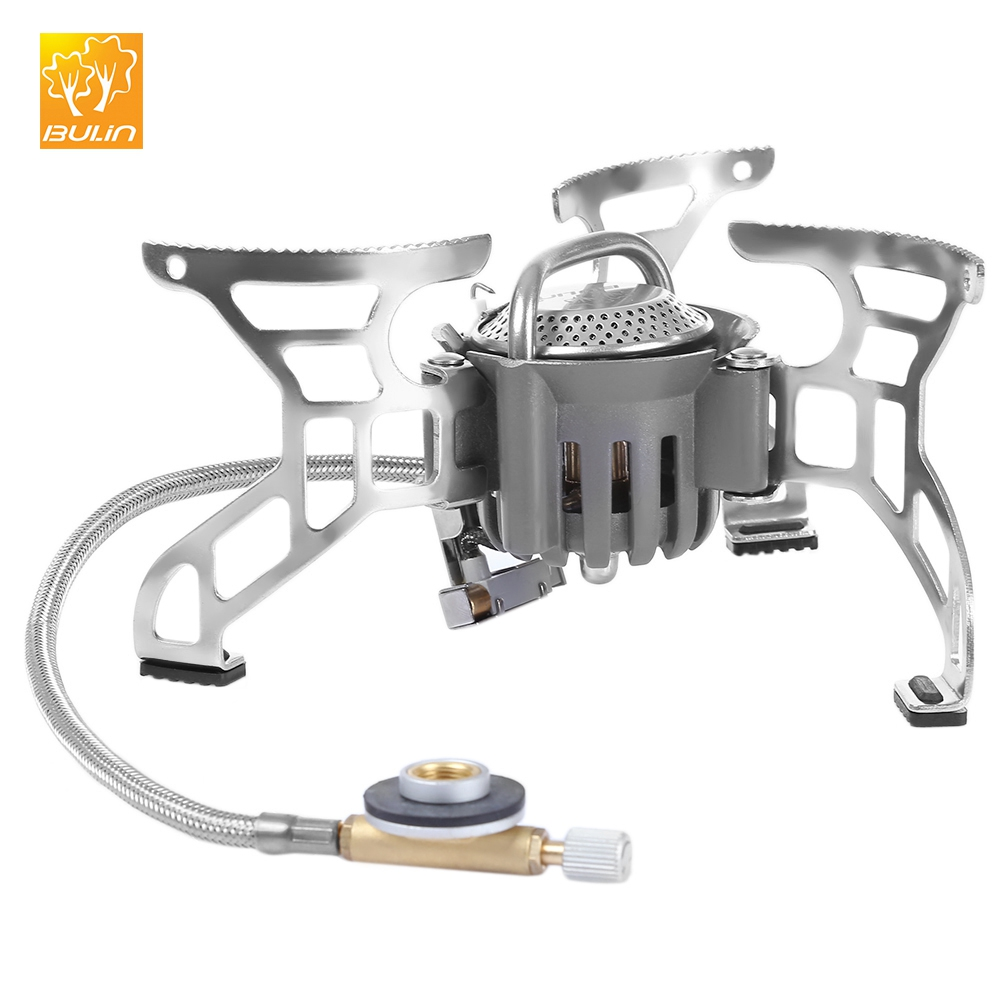 (GAS STOVE) BULIN BL100 - T4 - A Outdoor Camping Picnic Foldable Split..
