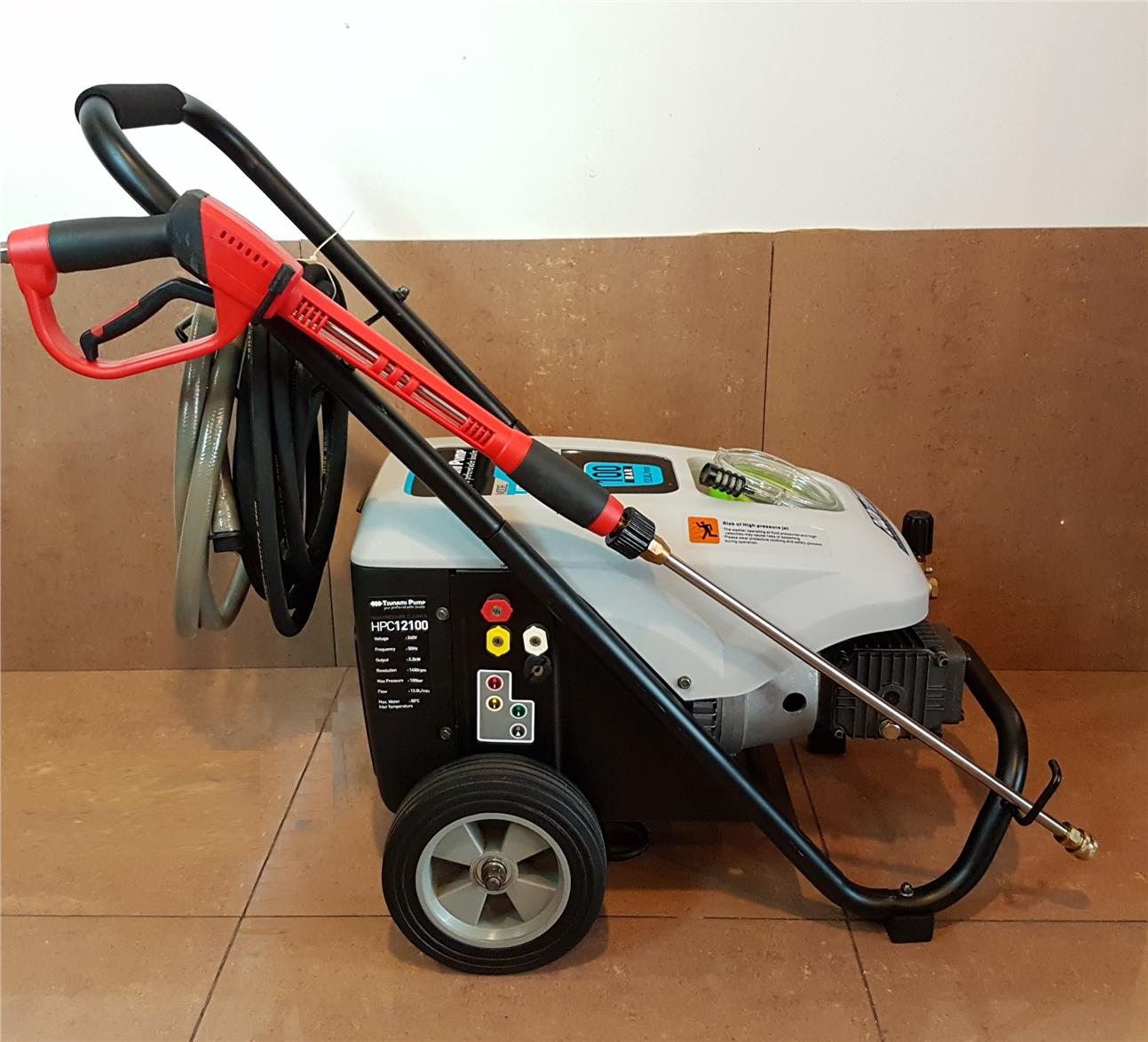Gasoline High Pressure Washer ID449974