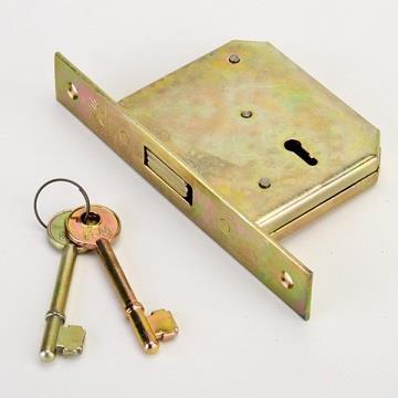 Gate Lock / Metal Door Lock / Iron Grill Hook Lock. U2039 U203a