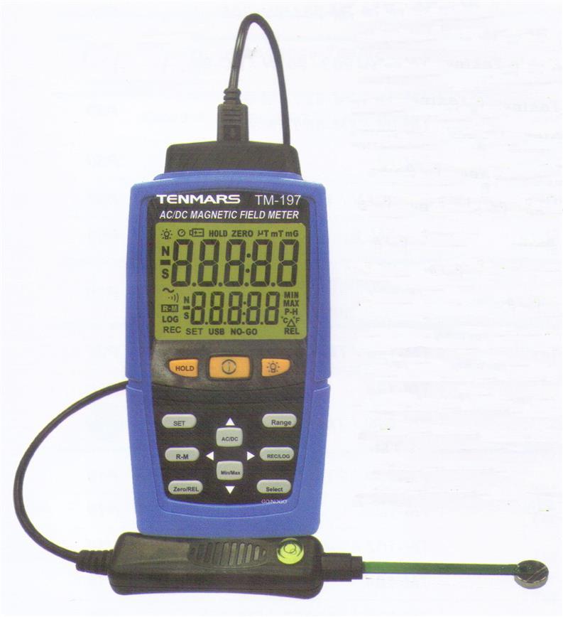Gauss Meter (TM-197)