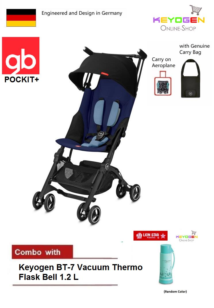 Gb Pockit Plus Stroller Sapphire Bl End 7 20 2019 515 Pm Vacum Travel Bag Blue With