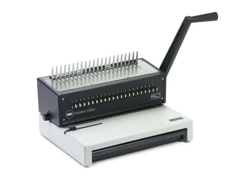 GBC Manual Comb Binding Machine - GBC C250 Pro