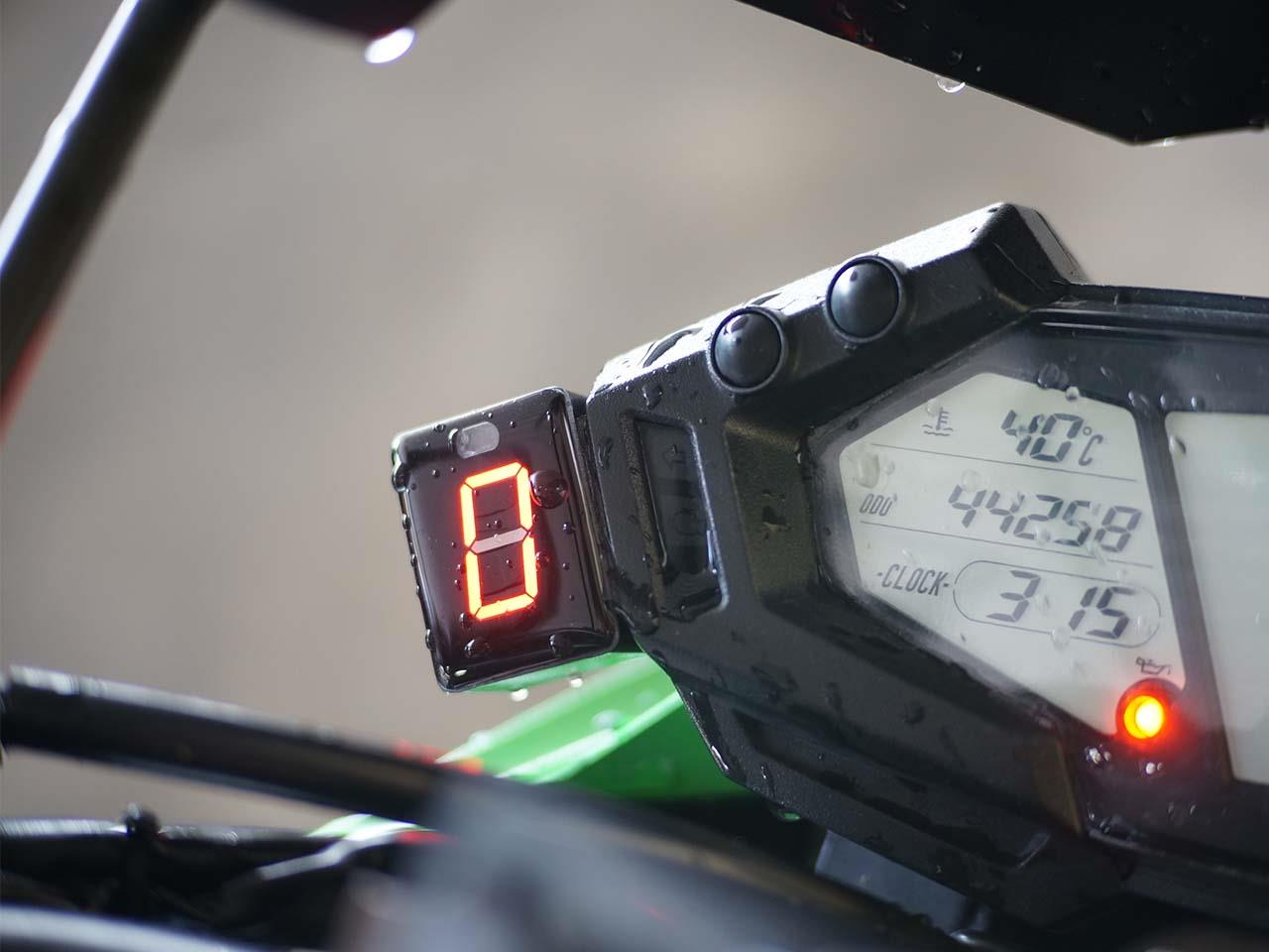 Motorcycle Gear Indicator Kawasaki Ash Cycles