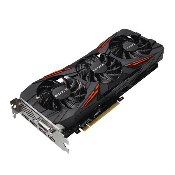 GeForce® GTX 1070 Ti Gaming 8G (GV-N107TGAMING-8GD)