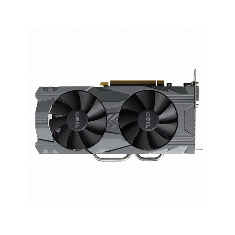 Geil Geforce GTX 1060 OC Edition 6GB GDDR5 192-Bit PCI-E Graphic Card
