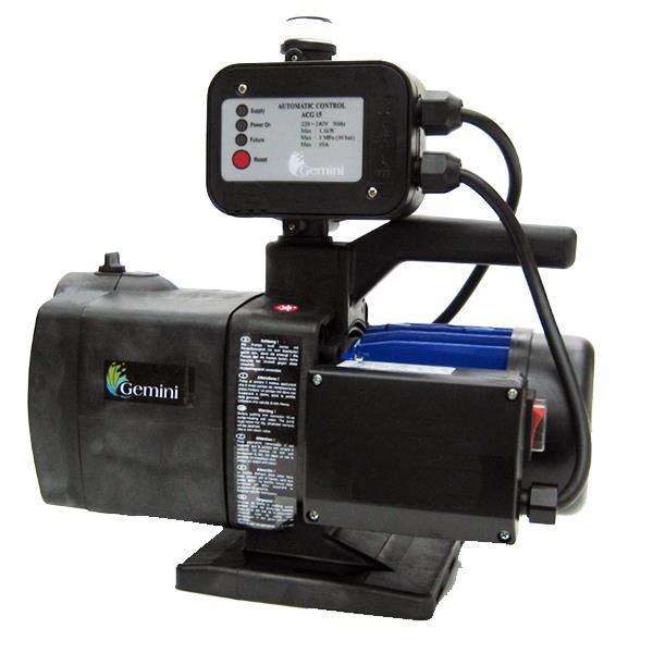 "Gemini Automatic Pump 980W, 4 imperller, 1"", 11kg EP240PC id666876"
