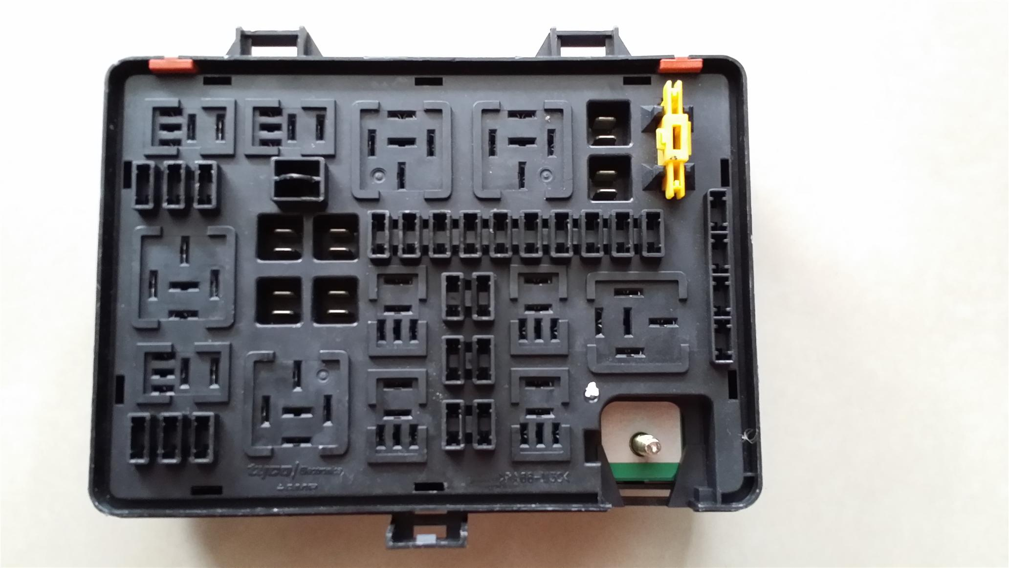 Gen2 Original Main Fuse Box (Master)