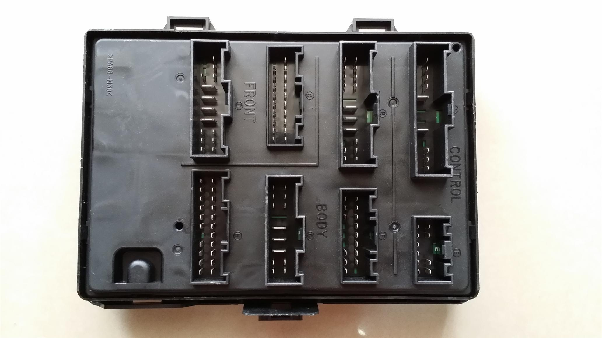 Gen2 Original Main Fuse Box (Master)