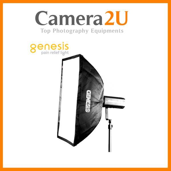 NEW Genesis SBR-SB6060 Speedlite Softbox