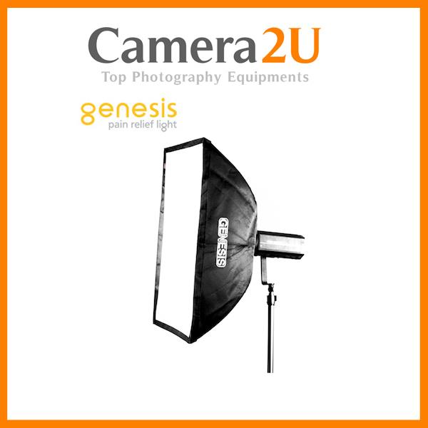 NEW Genesis SBR-SB6090 Speedlite Softbox