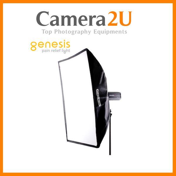NEW Genesis SBR-SB90120 Speedlite Softbox