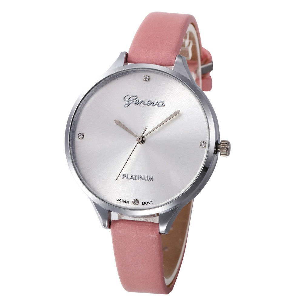 Geneva GE-010 Women's Fashion Elegant Watch
