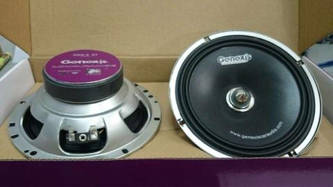 "Genexis GNS-6.0 6"" mid bass car speaker"