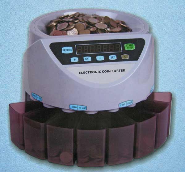 coin counter fee