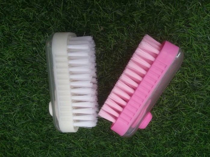 GENTLE PRESS WASHING BRUSH White
