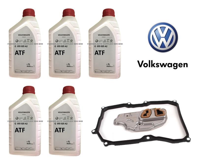 Genuine 6-Speed ATF With Oil Strainer VW Golf Jetta Passat Beetle