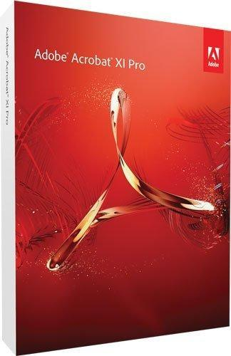 Genuine Adobe Acrobat Reader Pro Professional XI Full Version