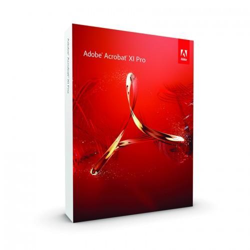 Adobe acrobat xi pro buy now