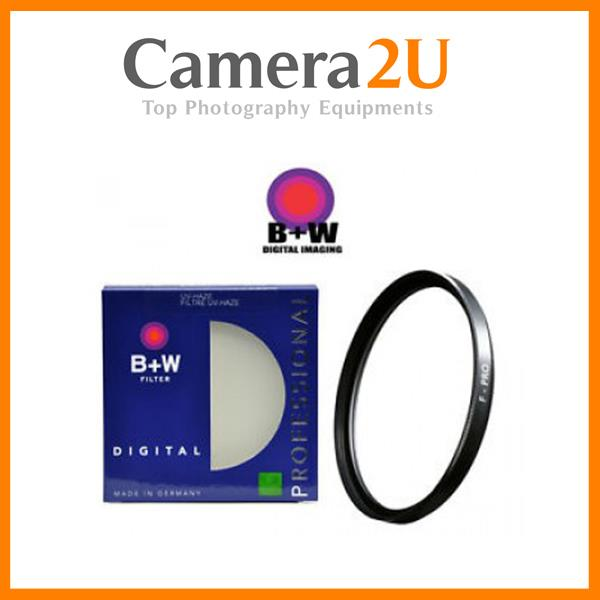 NEW Genuine B+W 82mm UV Haze SC 010 Filter