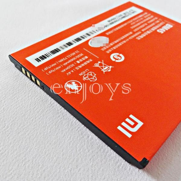 Genuine Battery BM45 for Xiaomi Redmi Note 2 (HONGMI) ~3020mAh