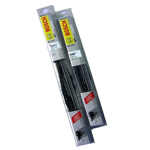 Genuine Bosch (BE19+BE24) Nissan Sunny B13 '90-'93 ECO Wiper Blades