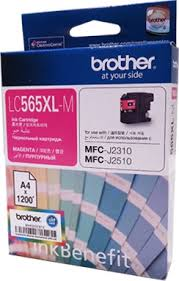GENUINE BROTHER LC-565XL MAGENTA INK CARTRIDGE **NEW**SEALED BOX