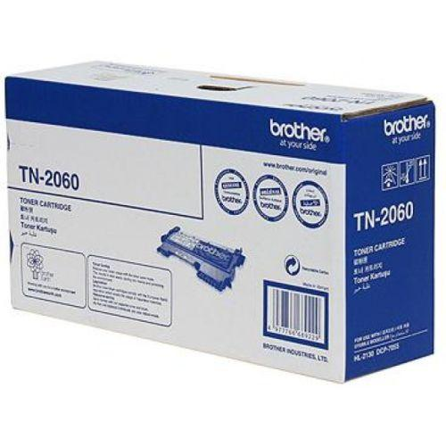 GENUINE BROTHER TN-2060 BLACK INK TONER **NEW**SEALED BOX